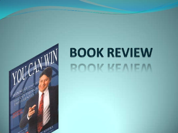 BOOK REVIEW<br />Presented  by <br />J.Balakrishnan<br />