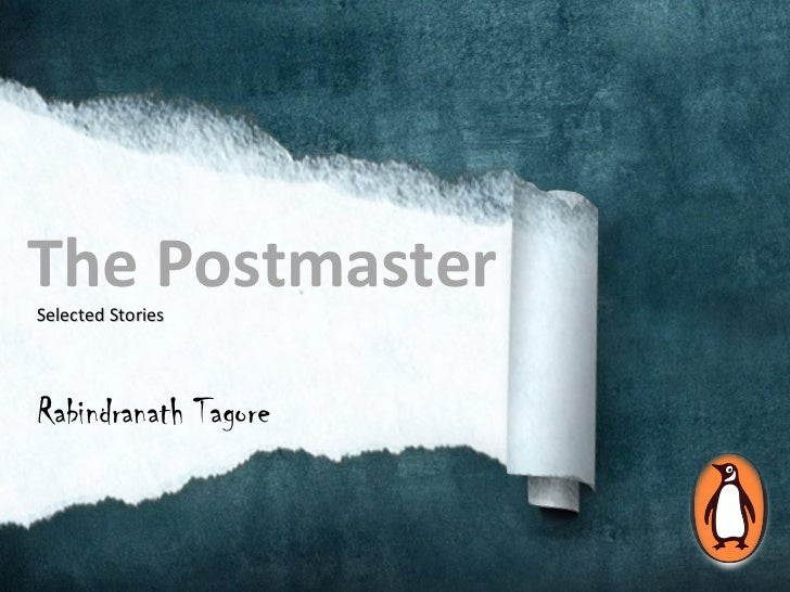 The PostmasterSelected StoriesRabindranath Tagore