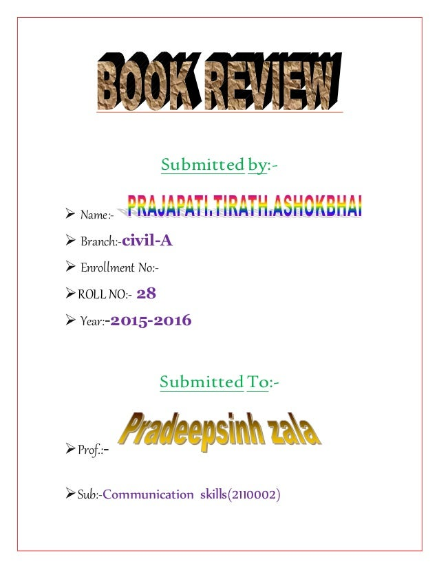 my experiments with truth book review pdf