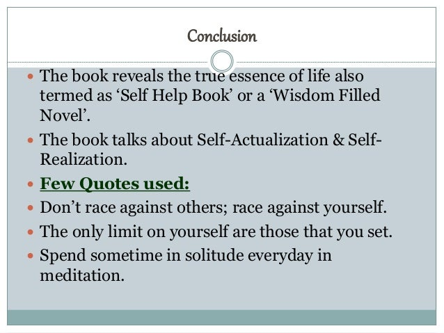 how to end a book review conclusion