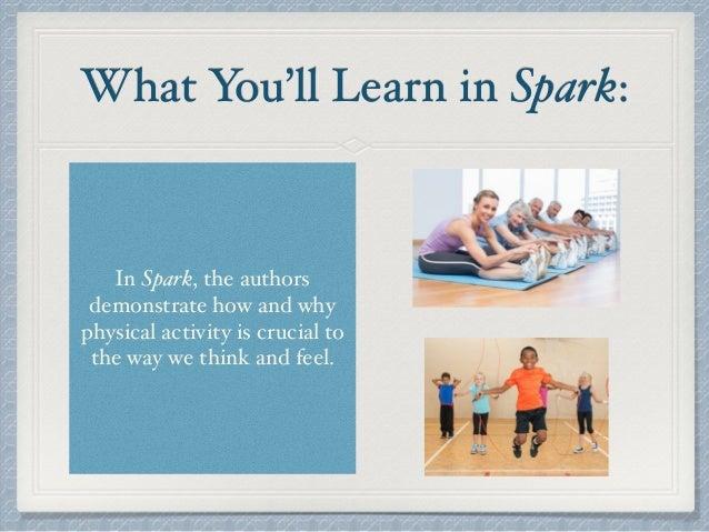 spark publication review