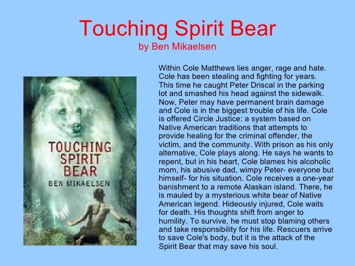 touching spirit bear chapter 20 summary