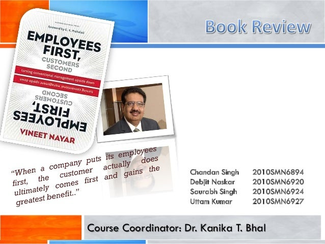 Course Coordinator: Dr. Kanika T. Bhal