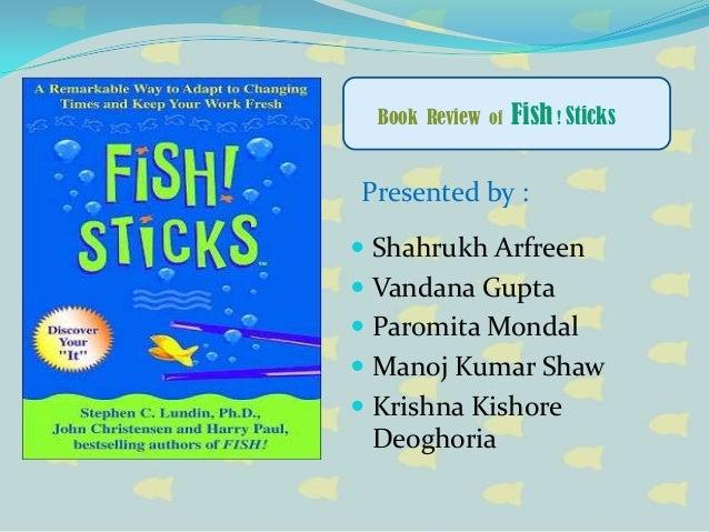  Shahrukh Arfreen  Vandana Gupta  Paromita Mondal  Manoj Kumar Shaw  Krishna Kishore Deoghoria Book Review of Fish ! ...