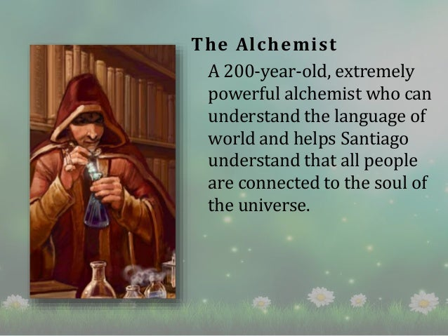 book review on alchemist 7
