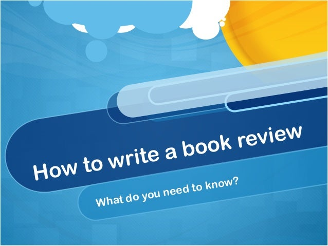 you can win book review ppt free download