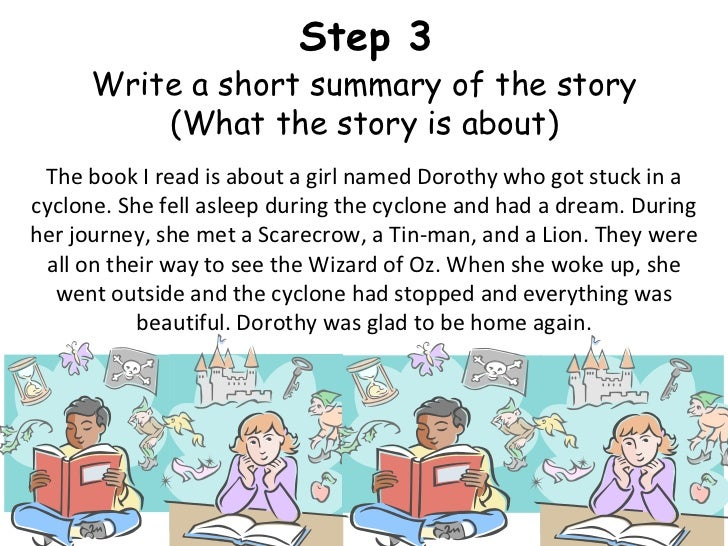 wizard of oz short summary
