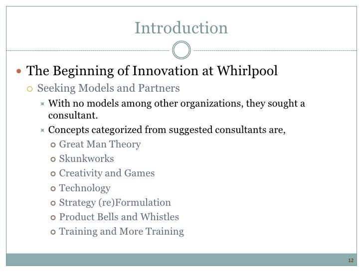 book review strategic innovation embedding innovation as a core compe