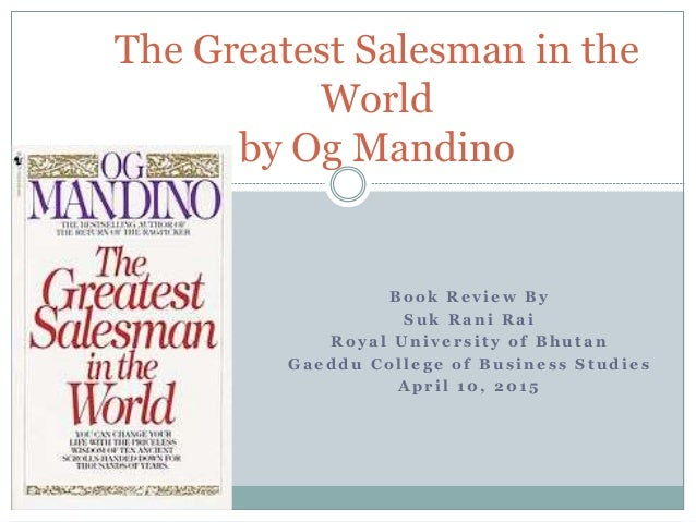 GREATEST SALESMAN IN THE WORLD EBOOK DOWNLOAD