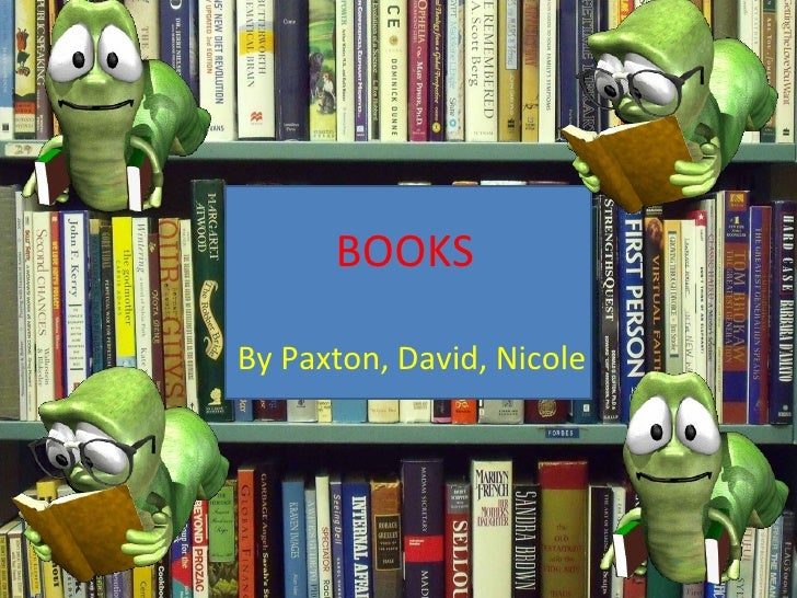BOOKS By Paxton, David, Nicole