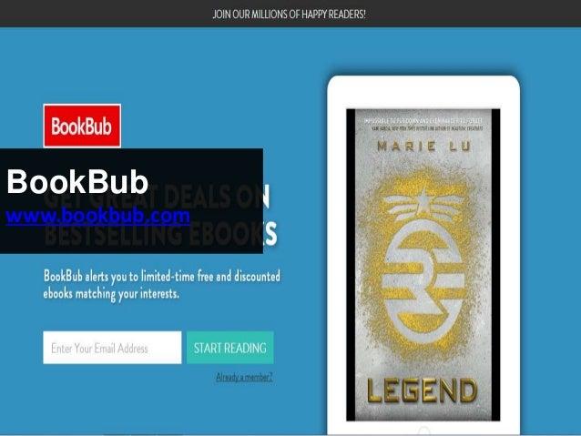 BookBub www.bookbub.com