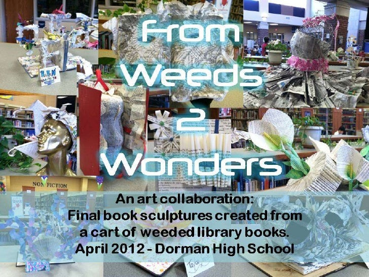 Book sculptors for slideshare