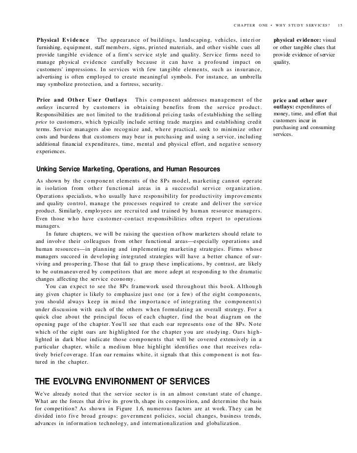 Service Marketing Book By Lovelock