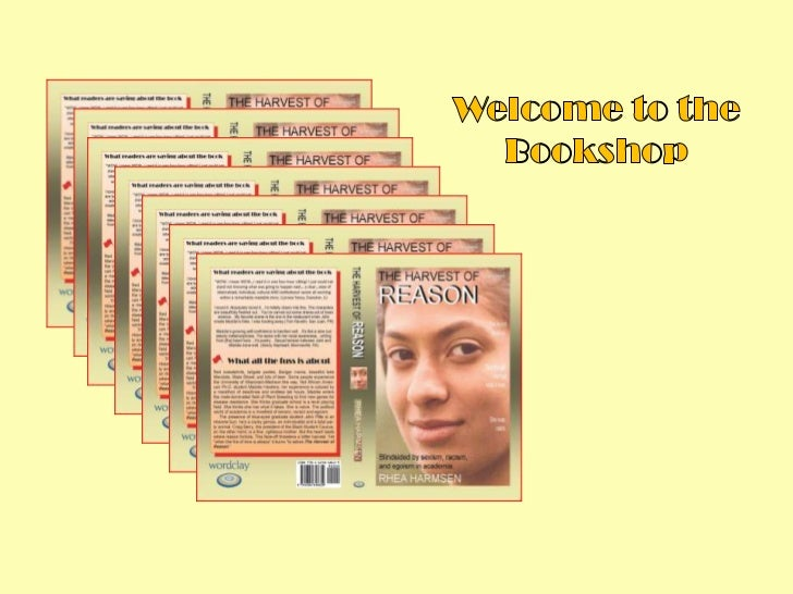 Welcome to the Bookshop<br />