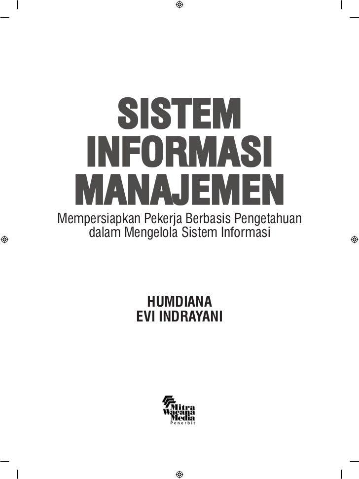 SISTEM  INFORMASI  MANAJEMENMempersiapkan Pekerja Berbasis Pengetahuan    dalam Mengelola Sistem Informasi              Hu...