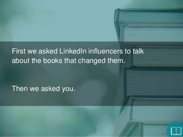 LinkedIn members discussed these transformational books and added their own favorites to the list.  Get your holiday readi...