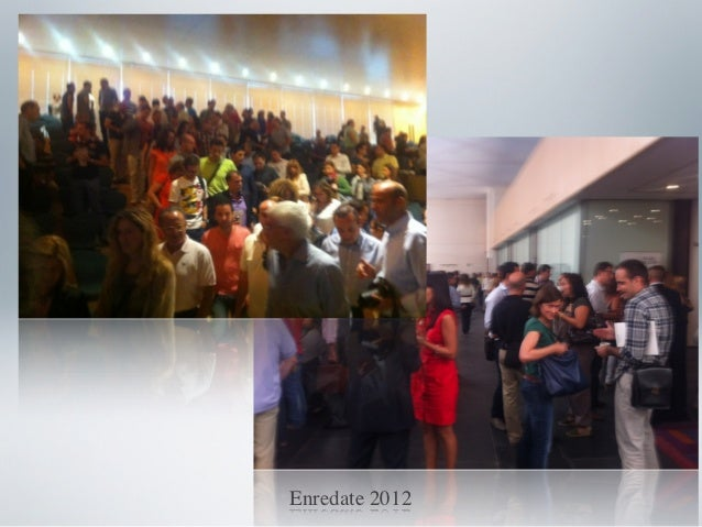 Enredate 2012