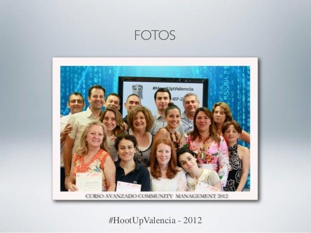 FOTOS#HootUpValencia - 2012