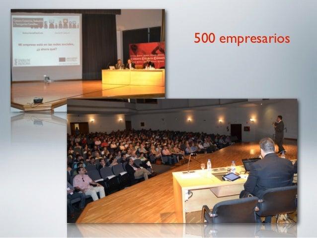 500 empresarios