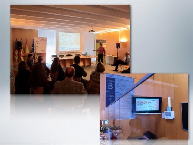 Aforo completo             ConferenciaComo gestiono mis redes sociales - 2012