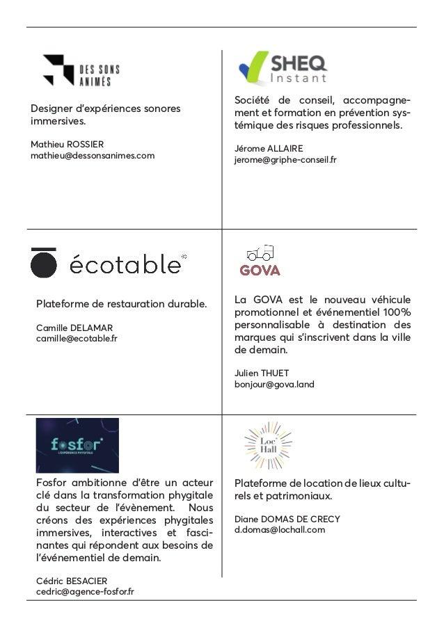 Agence créatrice de concepts et d'accompagnement logistique au- tour de la bulle et de la transparence. Arnaud GAUTHIER in...