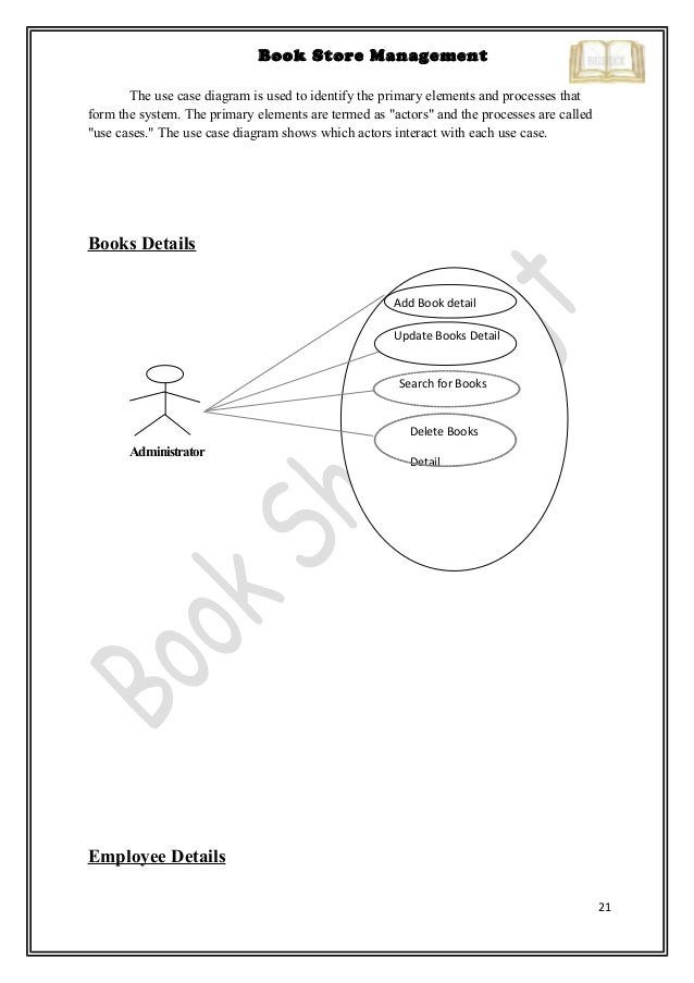 Use case diagram for bookshop automation diy enthusiasts wiring book store black book dinesh48 rh slideshare net home automation diagram automation icon ccuart Images
