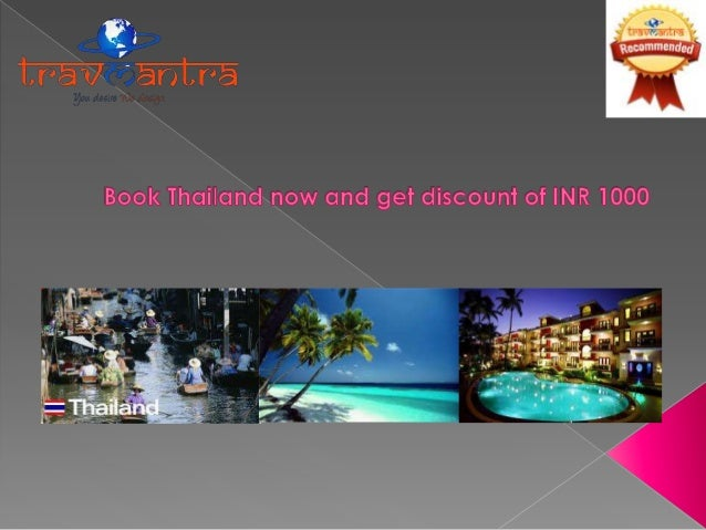 Travmantra understand that holidays need to be made special. Travmantra specialize in optimize the travel plan and provide...