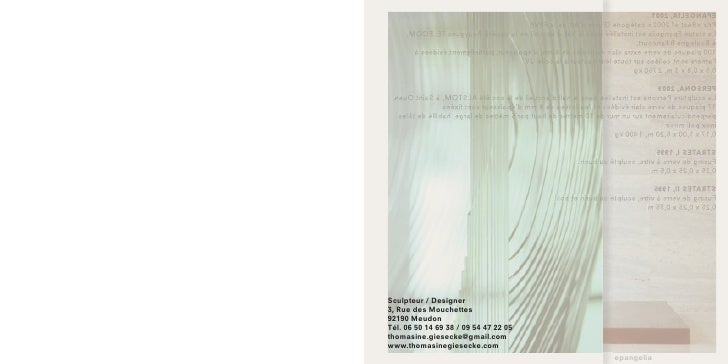 Book Thomasine Giesecke Slide 2