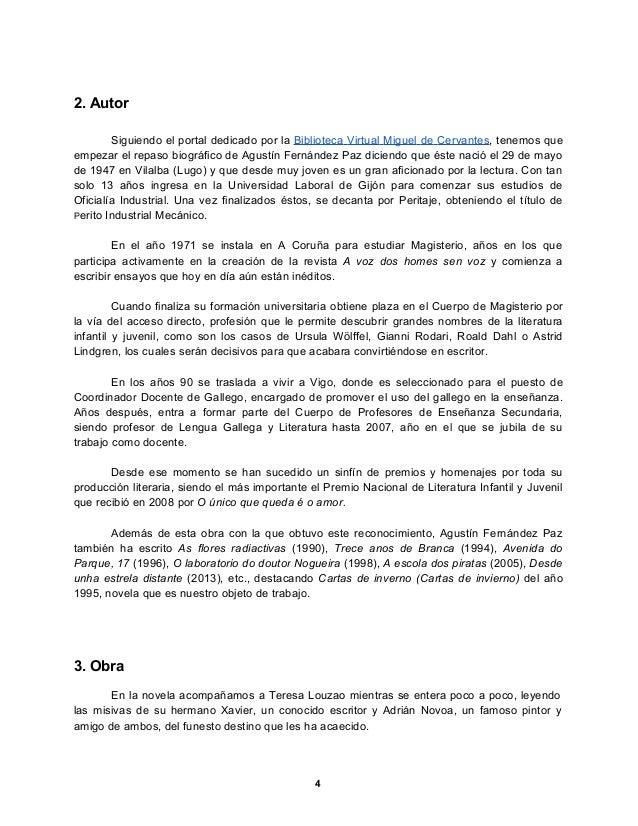 2. AutorSiguiendo el portal dedicado por la Biblioteca Virtual Miguel de Cervantes, tenemos queempezar el repaso biográfic...