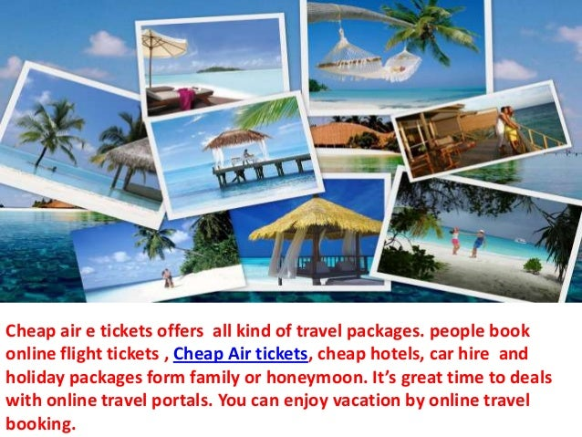 Boracay Travel Packages With Air Tickets