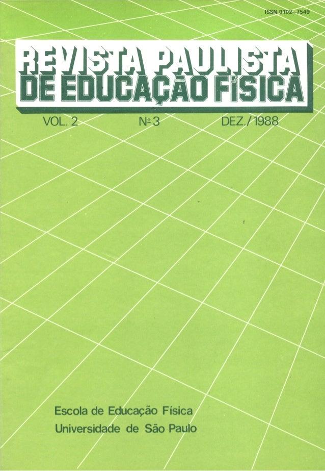 Revista Paulista de Educação Física ea6fb265ef9d7