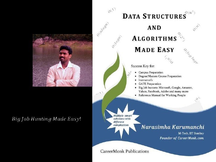 Data Structure And Algorithm Made Easy Pdf Free Download. quieras donated Software River sneaker PROXIMOS Talous Mercosur