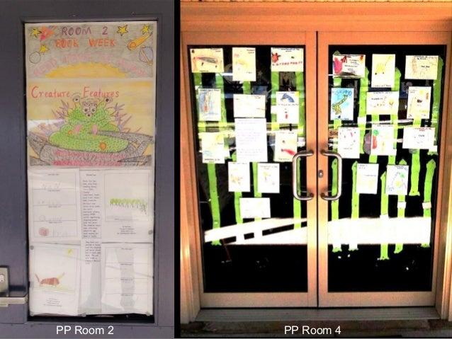 Classroom Door Design ~ Bookweek classroom door designs