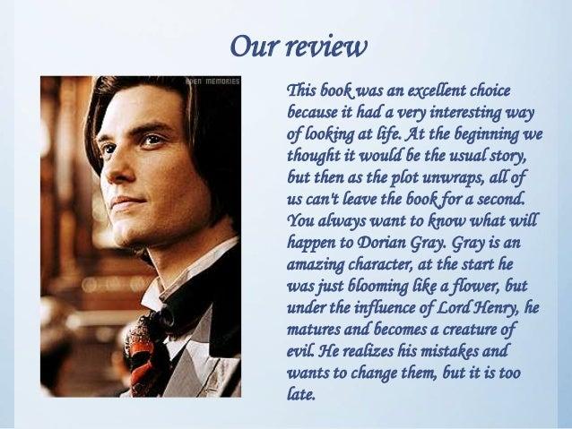 dorian grey review