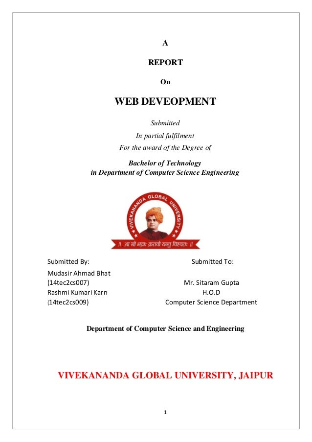 e-commerce web development project report (Bookz report)