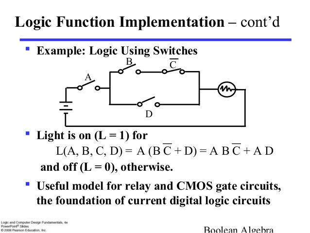 Digital Electronics Basics - Chapter 1: Logic Gates & Boolean Algebra