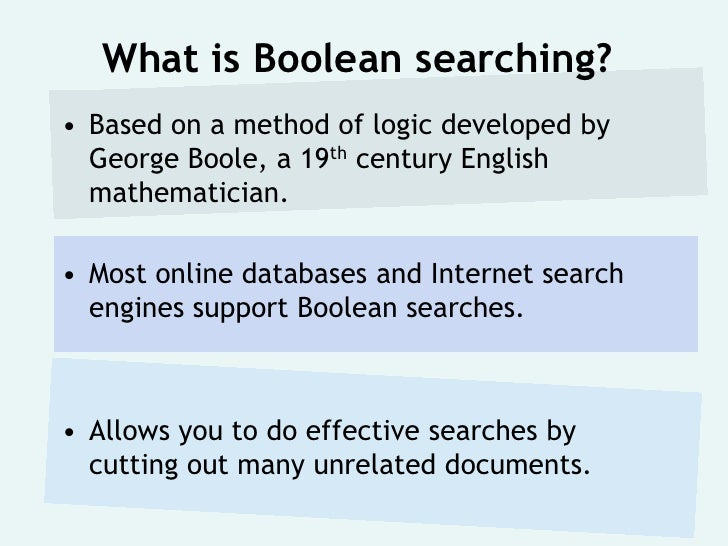 Find More Candidates with Boolean Search - linkedin.com