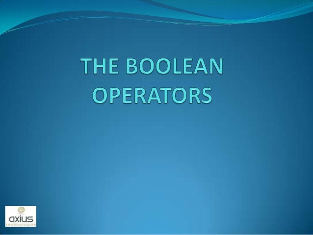 Although Boolean logic is a very effective tool to assist you with your searches. There are other factors you must keep in...