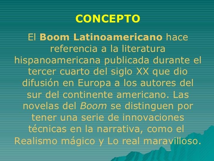 Boom latinoamericano-diapo-de-ltodo-el-grupo[1][1] Slide 2