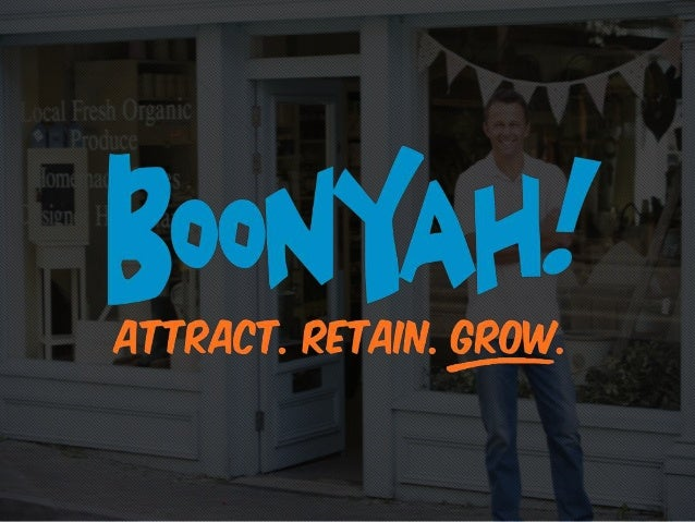 WE WORK WITH ALL TYPES OF BUSINESSES  BoonYah.com  © 2014 BoonYah PowerPoint. All Rights Reserved.  2  BoonYahWorks For An...