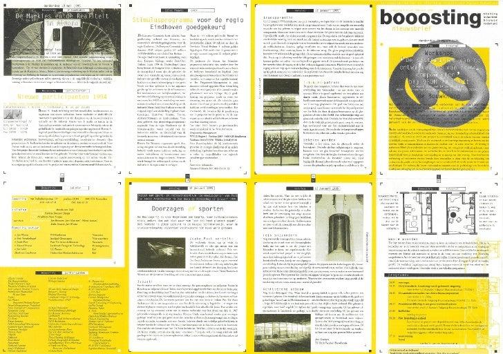 Informatieblad van de Stiéhting Industrieel Bouwen Nederland     booostin 9        nieu sbrief                            ...