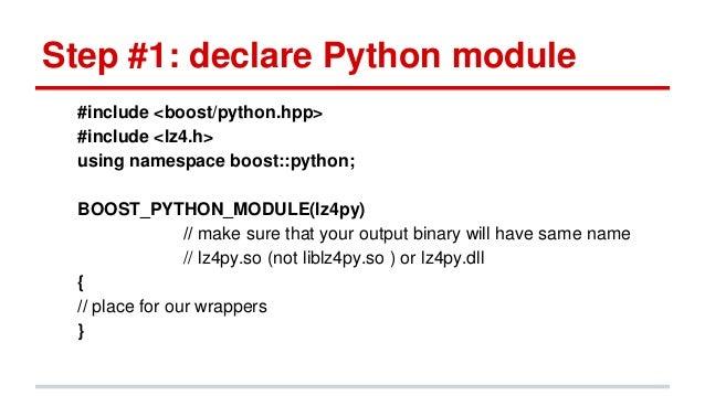 boost python.dll