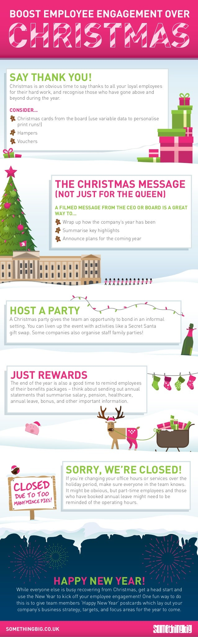 Christmas Message To Employees.Boost Your Internal Comms And Employee Engagement This