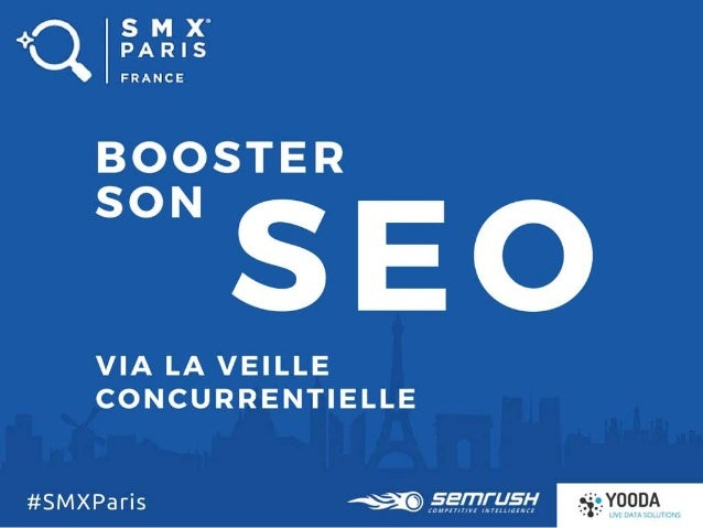 Booster son SEO via la veille concurrentielle