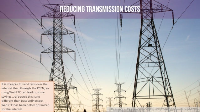 34 REDUCING TRANSMISSION COSTS Photo source: Flickr user Oran Viriyincy (CC BY-SA 2.0) https://flic.kr/p/bEZR6s It is chea...