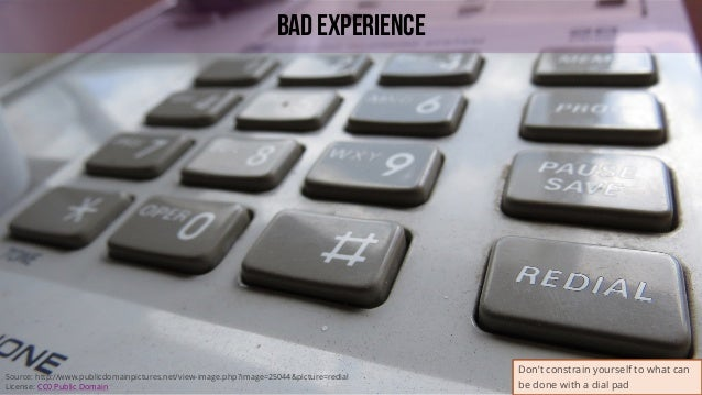 38 BAD EXPERIENCE Source: http://www.publicdomainpictures.net/view-image.php?image=25044&picture=redial License: CC0 Publi...