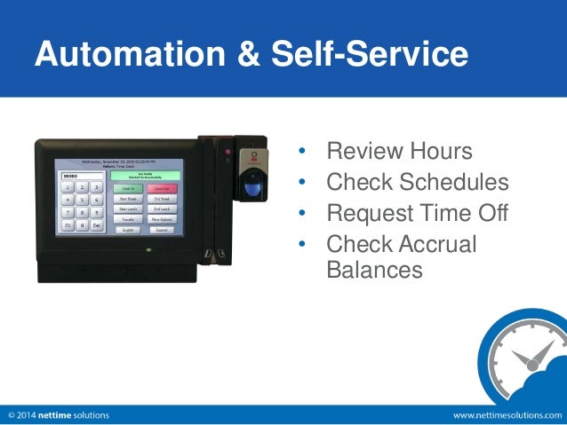 Automated monitoring attendance system