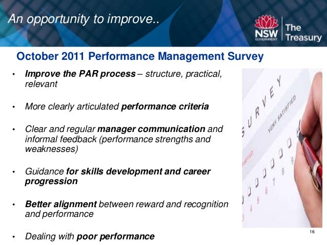 People Performance Improvement