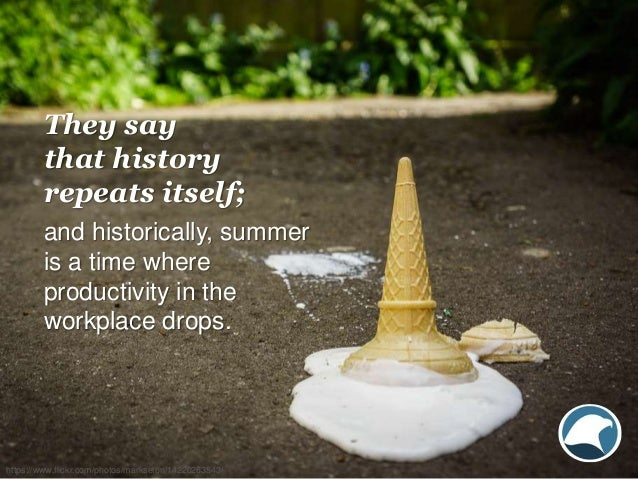 Boost Productivity At Work This Summer Slide 2