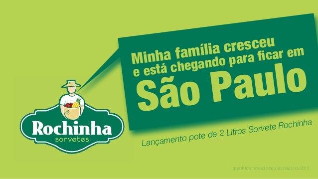 | grupo#10_miami ad school_sp_brazil_nov/2012Minha família cresceuSão PauloLançamento pote de 2 Litros Sorvete Rochinha